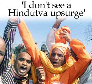 Achyut Yagnik On No Hindutva Wave In Gujarat