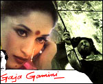 Madhuri in Gajagamini