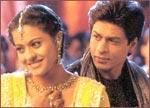 Kajol and Shah Rukh Khan in K3G