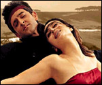 Hrithik and Kareena in Taadein