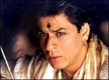 Shah Rukh in Asoka