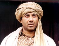 Sunny Deol in Indian