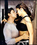 Shah Rukh and Kariena in Asoka