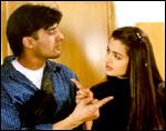 Amisha Patel with Jimmy Shergill in Yeh Zindagi Ka Safar