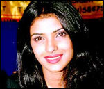 Say cheese: Priyanka Chopra
