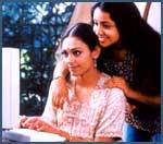 Shobhana and Preeti in Mitr