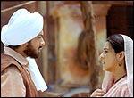 Bobby Deol and Amrita Singh