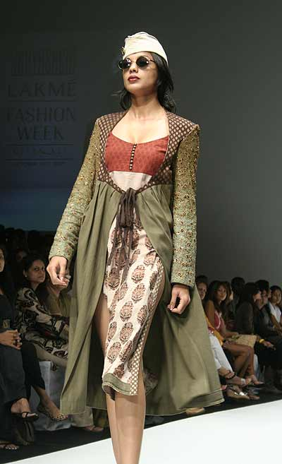 Lakme fashion week 2007
