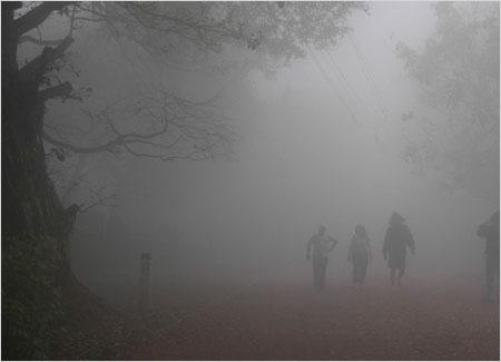 Rediff Com Travel Monsoon Getaways Matheran