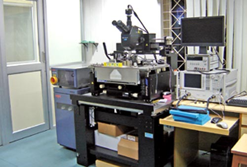 Inside IIT-Kharagpur's lab, which has incubated prominent companies like Golton Rubber and Capillary Technologies.
