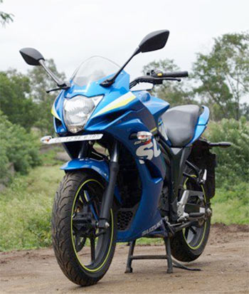 The bike that made Suzuki credible in India