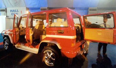 Mahindra XUV500 Sportz Limited Edition Launched In India ... |Mahindra Bolero Sportz Modified