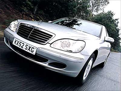 Mercedes Benz S.
