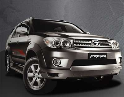 Toyota Fortuner launching on 24th August 02car6