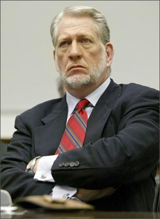 Former Worldcom Executive Bernie Ebbers.
