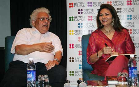 Lord Desai jokes about his Marxist past