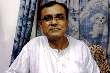 Kamalendu Banerjee.