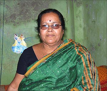 Chandana Goswami.