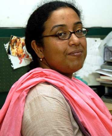 Yajnaseni Chakraborty.