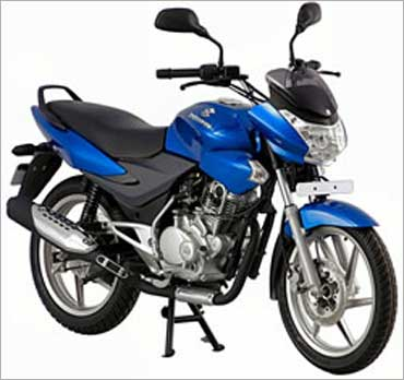 Bajaj Discover 150 Sprint