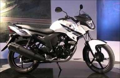 Yamaha SZ Sports