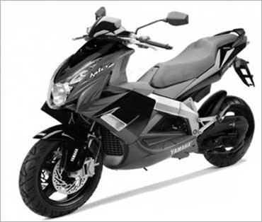Yamaha Mio Soul