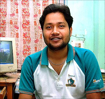 Chandan Kumar Pariya.