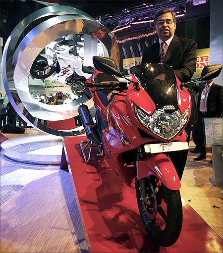 Pawan Munjal, MD & CEO, Hero MotoCorp