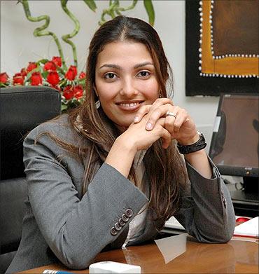 Ameera Shah.