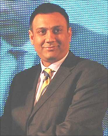 Rishi Aggarwal.