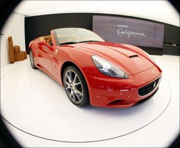 Ferrari In India Soon Price Begins At Rs 2 2 Crore Rediff Com