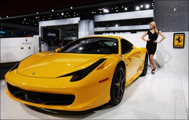 Ferrari in India soon, price begins at Rs 2.2 crore