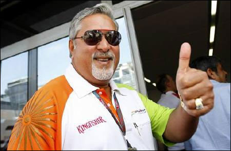 Mallya to infuse Rs 425 cr into Kingfisher: SBI