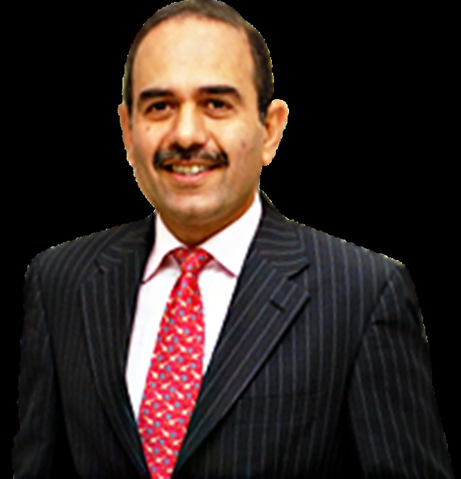 Gunit Chadha, Co-CEO, Asia-Pacific, Deutsche Bank AG.