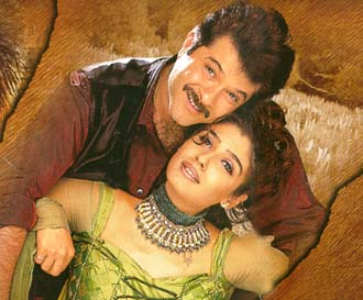 Image result for anil kapoor and raveena