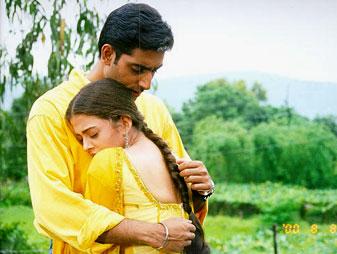 Rediff On The NeT: Dhaai Akshar Prem Ke review