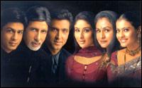 rediff.com, Movies: Karan Johar on Kabhi Khushi Kabhie Gham