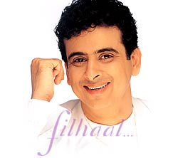 rediff.com, Movies: Euphoric about Filhaal: Palash Sen