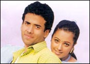 Tusshar, Anita in Yeh Dil