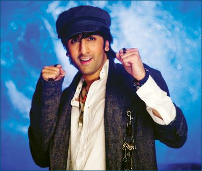 Ranbir Kapoor in Saawariya