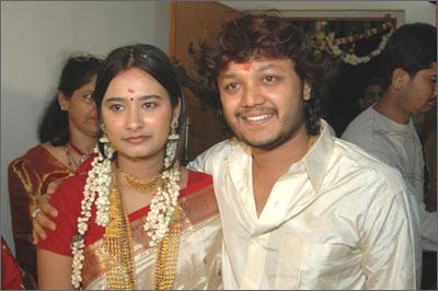 Rediff Kannada Actor Ganesh Weds Secretly