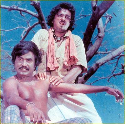 Rajnikanth and Kamal Haasan