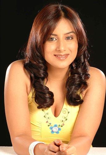 Kannada actresses Pooja Gandhi