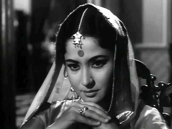 Meena Kumari in Baiju Bawra