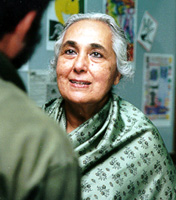 Romila Thapar in interview