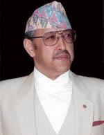 King Birendra