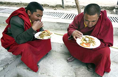 The Tibetan issue is a major irritant in Sino-indian ties