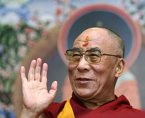 India's decision to host Dalai Lama angered China