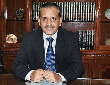 A P Singh, director of Central Bureau of Investigation