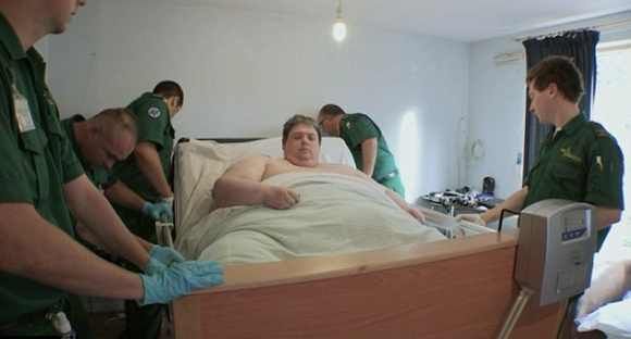Keith Martin needs 18 caretakers to keep him alive